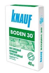 Knauf Boden 30