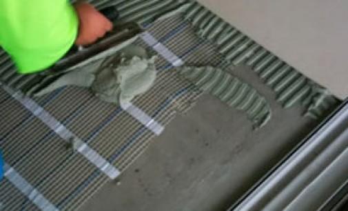 Как правильно выбрать клей для плитки при укладке на теплый пол