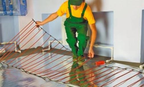 Электрический теплый пол — эффективный обогрев под плитку
