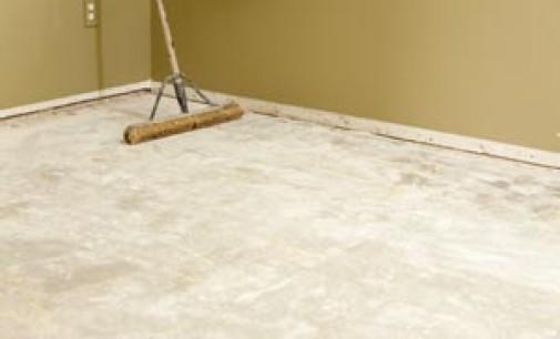 Укладка линолеума на бетонный пол: от подготовки основания до финишной отделки