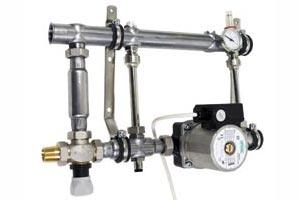 Термосмесительный узел