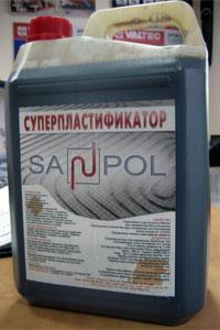 Суперпластификатор