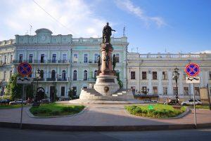 Пам'ятки в Одесі