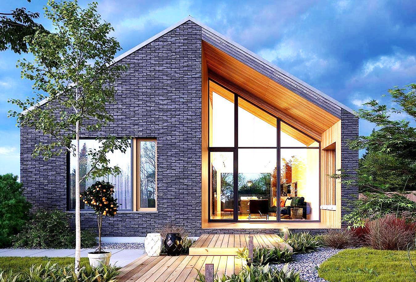 Проект каркасного дома для дачи