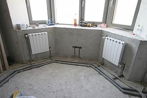 отопление в полу