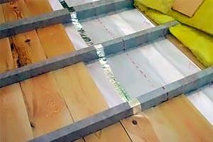 Утепляем деревянный пол правильно
