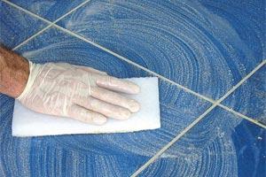 Как затирать швы между плиток